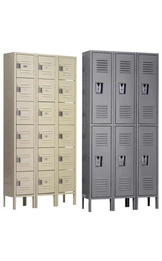 Qwik Ship Lockers