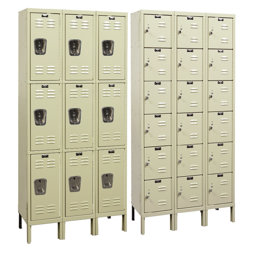 Galvanite Rust Resistant Lockers