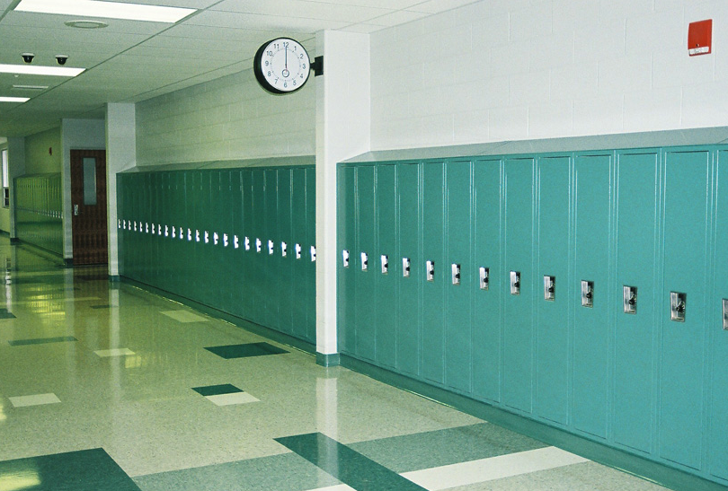 Heavy Duty Corridor Lockers