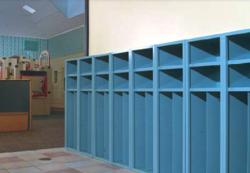 ABC Cubbies for Kids