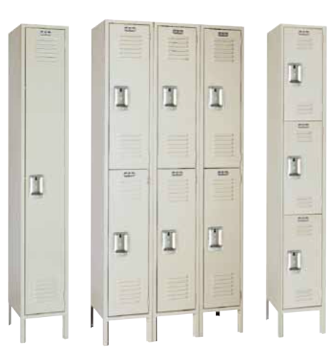 Standard Steel<br>Lockers