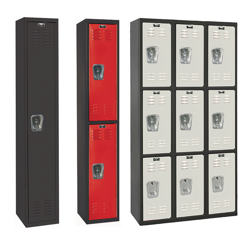 Black Tie Office Space Commercial Lockers