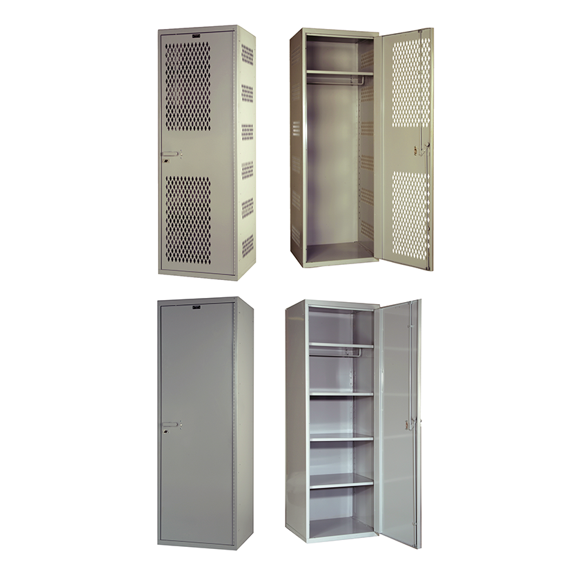 Security Max-All-Welded High Security Lockers