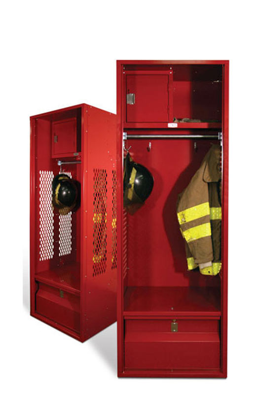 Emergency Response Lockers