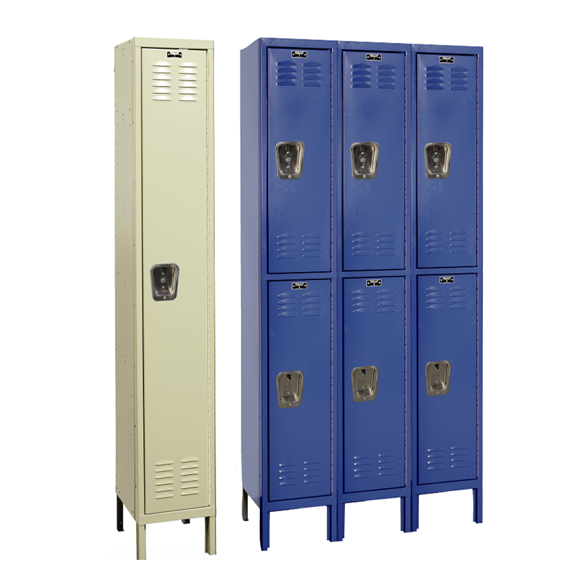 Premium Wardrobe KD Stock Lockers