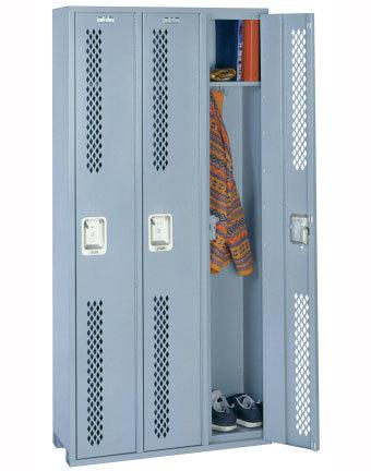 Heavy Duty All-Welded Lockers