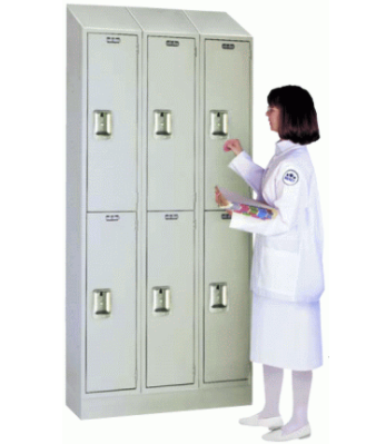 Antimicrobial<br>Lockers