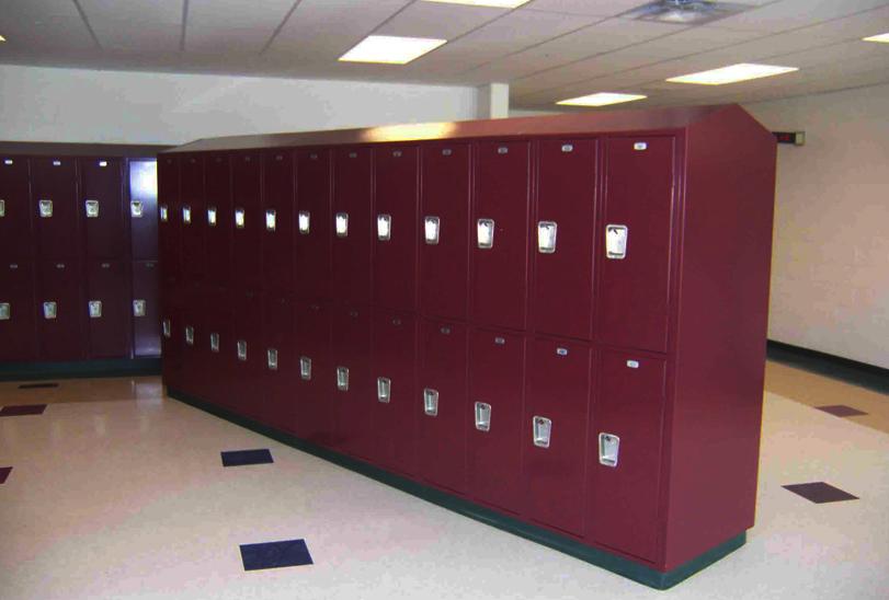 Single Point II Lockers