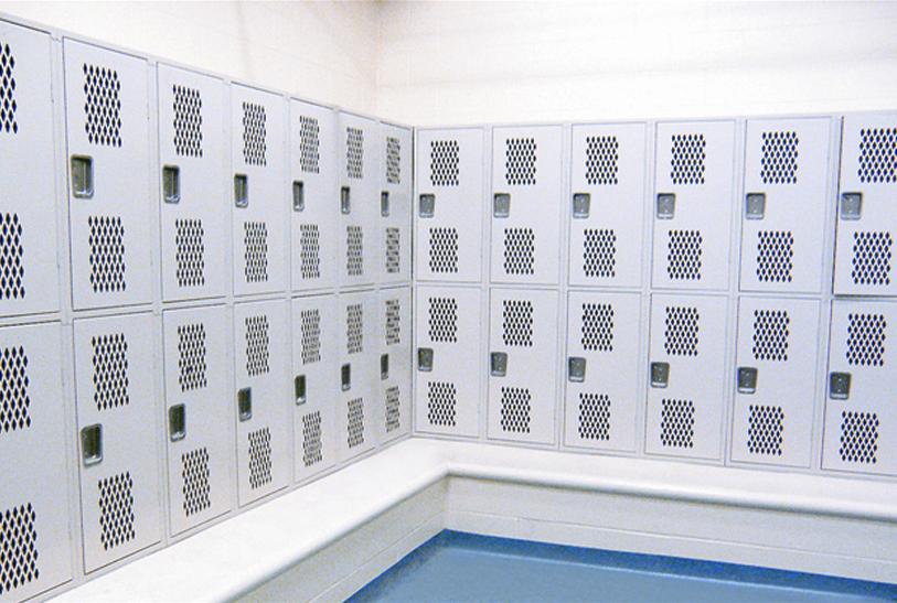 Single Point IIA Lockers