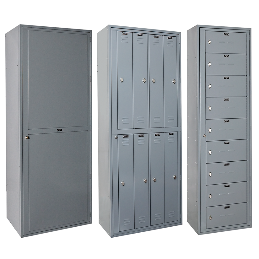 Uniform Garment Exchange lockers