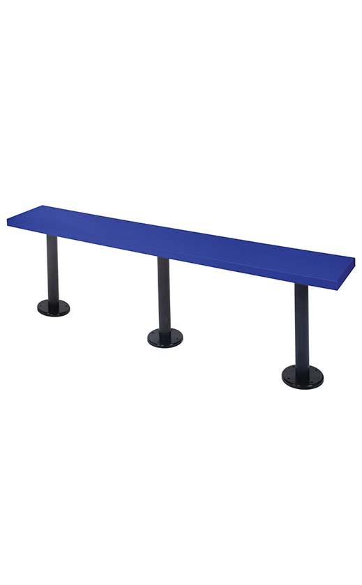 Lenox Pedestal Bench
