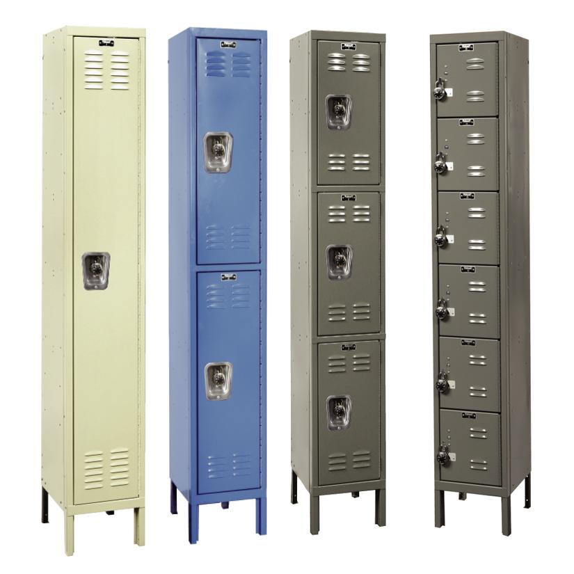 Ready Built Ready-To-Use Lockers